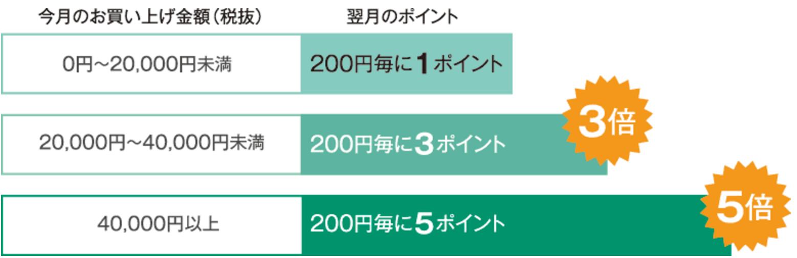 JAL ゴールドカード 小田急 OP Odakyu OX 月間ボーナスポイント