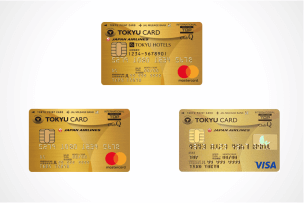 TOKYU CARD ClubQ JMB ゴールドのアイキャッチ