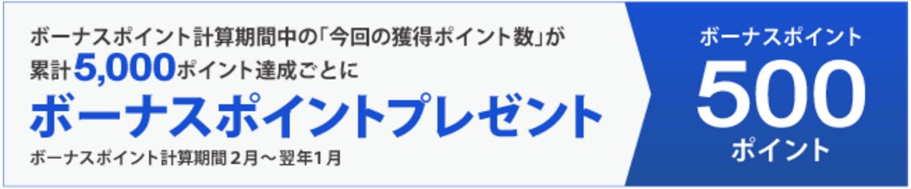 NTTゴールド ボーナスポイント