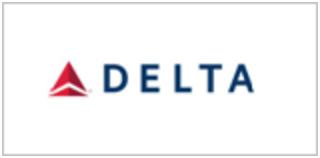 デルタ航空 ロゴ