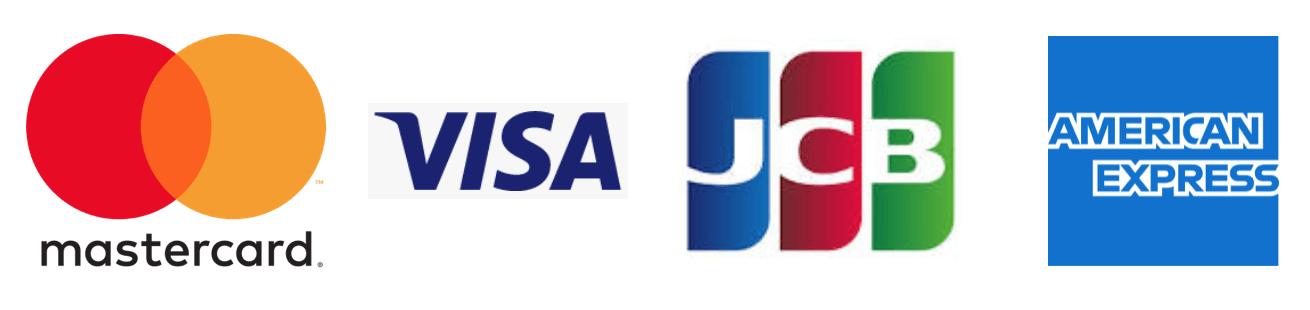 国際ブランドの4つのロゴ