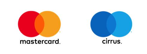 Mastercardデビットカードが利用できる加盟店ロゴ