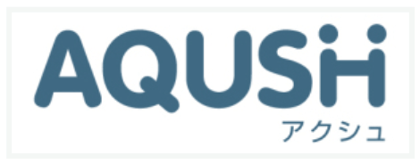 アクシュのロゴ