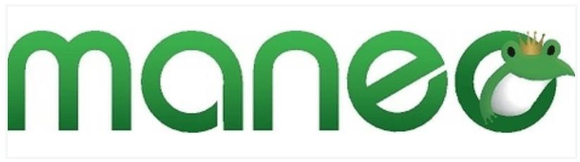マネオのロゴ