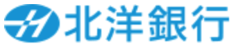 北洋銀行のロゴ