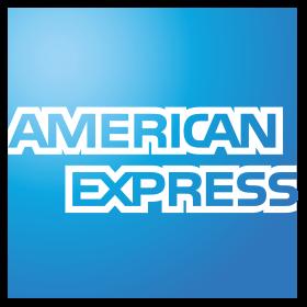 AmericanExpressのロゴ