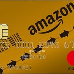 Amazon Mastercardゴールドの券面