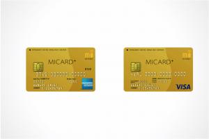 MICARD+ GOLDのアイキャッチ