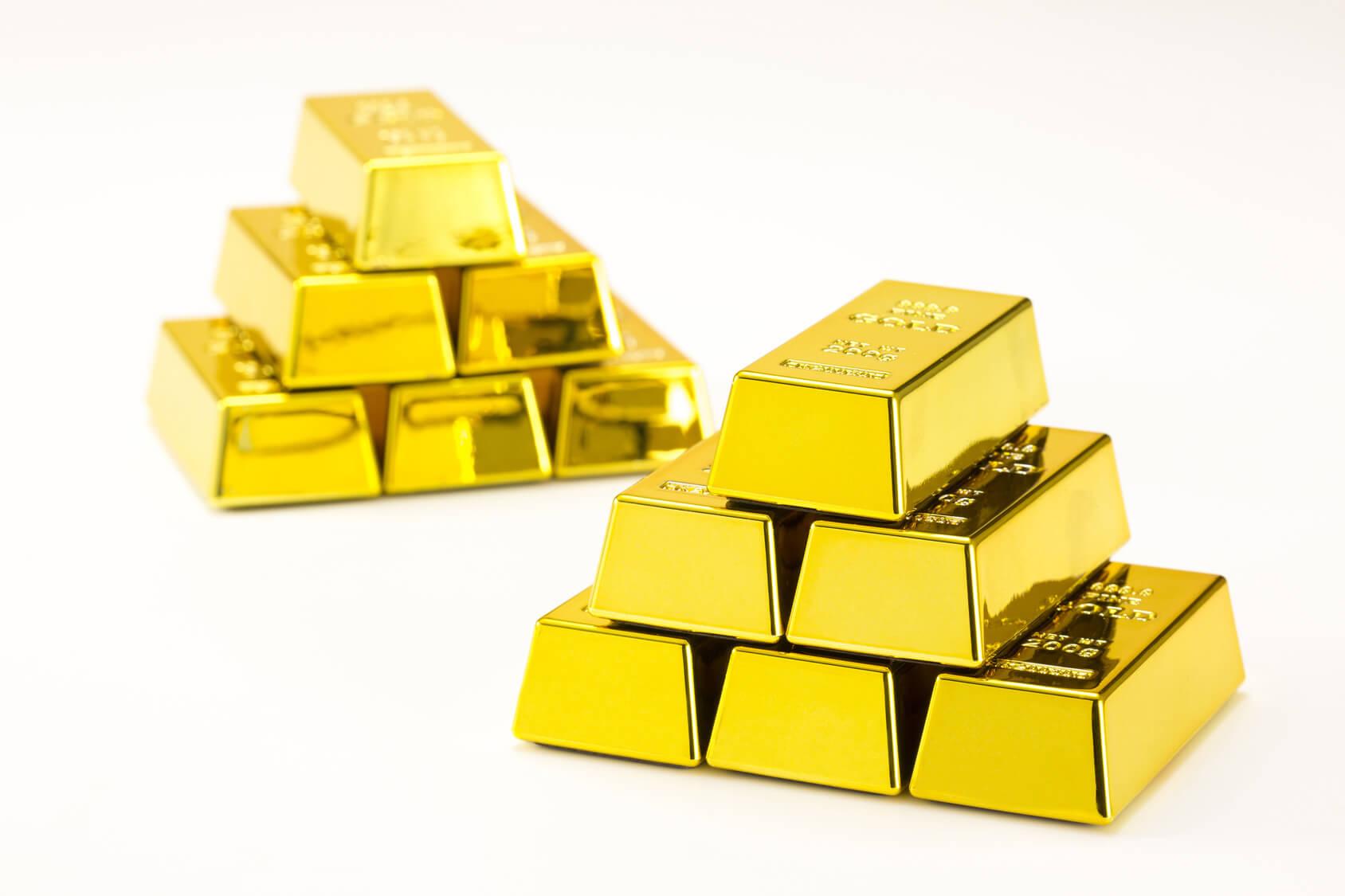純金積立のイメージ