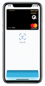 Orico Card THE POINT PREMIUM GOLDはApple Payに対応