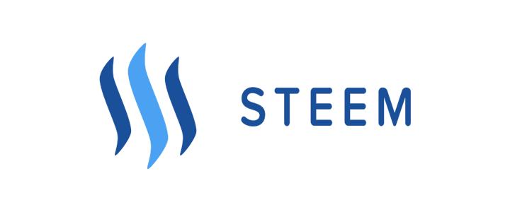 steemのロゴ
