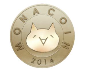 モナコインのロゴ