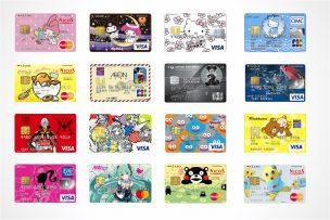 キャラクター クレジットカードのアイキャッチ 2019