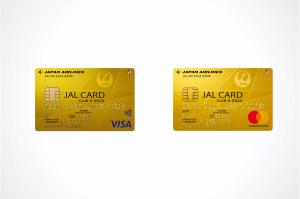 JALカードVISA:Master CLUB-Aゴールドカードのアイキャッチ(2019年6月版)