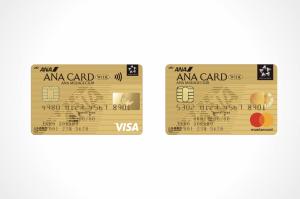 ANA VISA:マスター ワイドゴールドカードのアイキャッチ