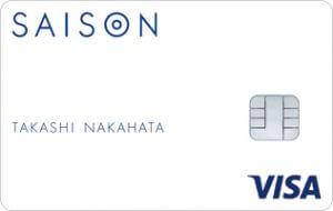 SAISON CARD Digitalの券面