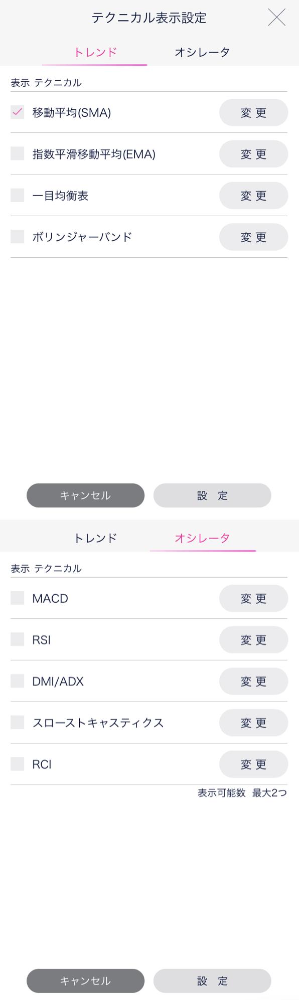 「DMMビットコイン(DMM Bitcoin)」アプリからの取引6