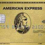 アメリカン・エキスプレス・ゴールド・カードの券面(2020年版)