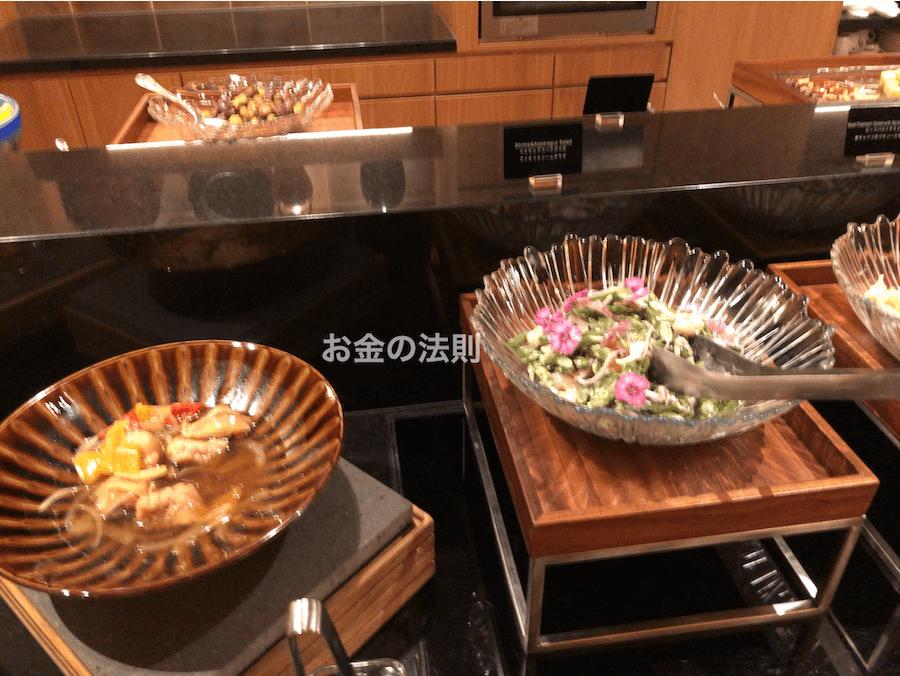 コンラッド東京エグゼクティブラウンジイブニング3