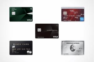 クレジットカード 最強の2枚のアイキャッチ